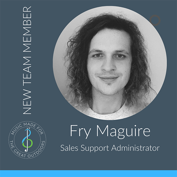 Blog - New Team Member (Fry)