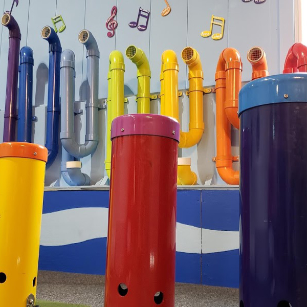 Cape Cod Children's Museum Opens New Music Room