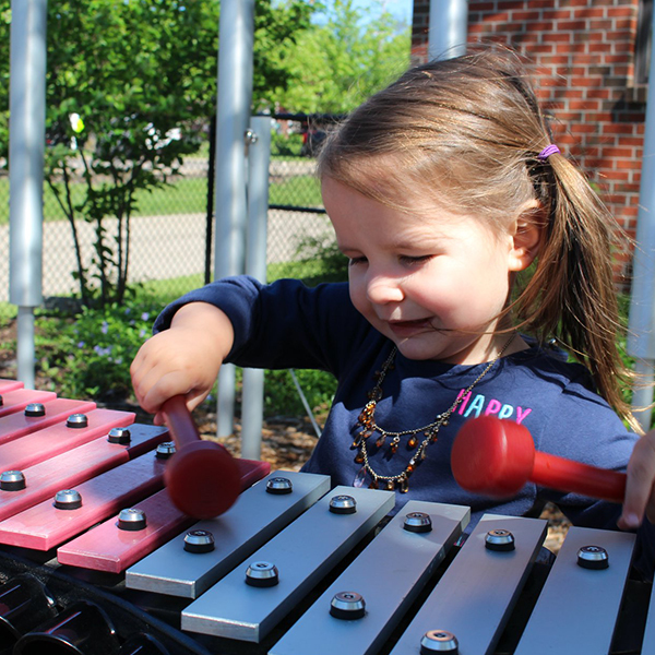 Children's Healing Center's Music Garden Continues to Grow - Grand Rapids, Michigan