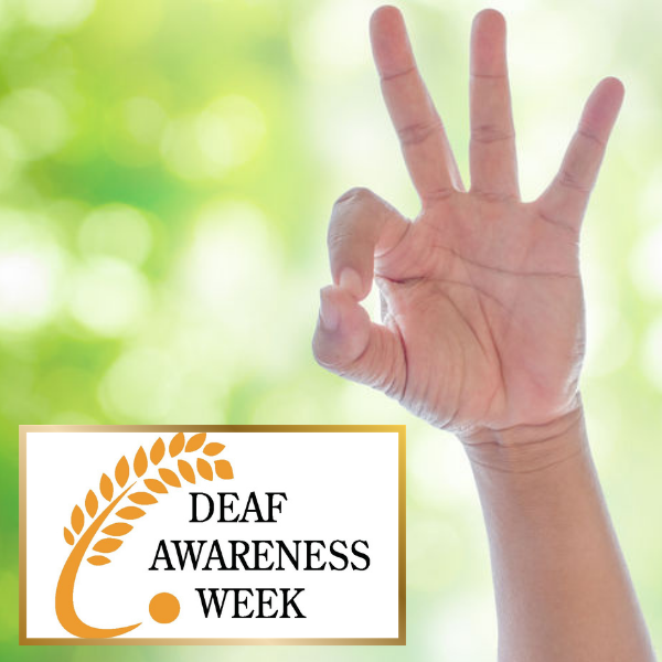 Blog - Deaf Awareness Week 2021