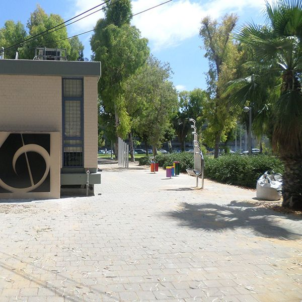 Tel Aviv Music Centre Create Public 'Music Stops' on the Street Outside